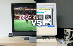 TV vs. Online